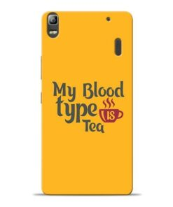 My Blood Tea Lenovo K3 Note Mobile Cover