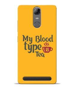 My Blood Tea Lenovo K5 Note Mobile Cover
