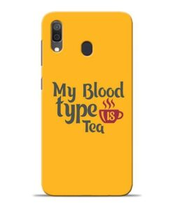 My Blood Tea Samsung A30 Mobile Cover
