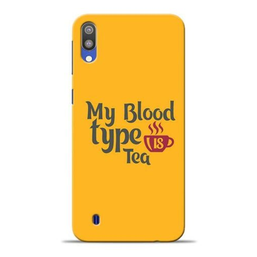 My Blood Tea Samsung M10 Mobile Cover