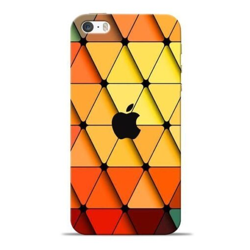 Neon Apple Apple iPhone 5s Mobile Cover