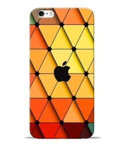 Neon Apple Apple iPhone 6 Mobile Cover