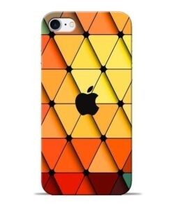 Neon Apple Apple iPhone 7 Mobile Cover