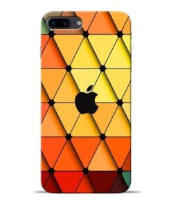 Neon Apple Apple iPhone 7 Plus Mobile Cover