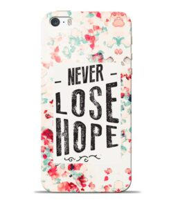 Never Lose Apple iPhone 5s Mobile Cover