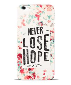 Never Lose Apple iPhone 6 Mobile Cover