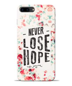Never Lose Apple iPhone 7 Plus Mobile Cover