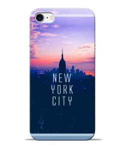 New York City Apple iPhone 8 Mobile Cover