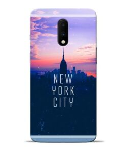 New York City Oneplus 7 Mobile Cover