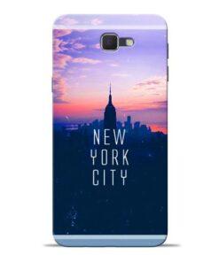 New York City Samsung J7 Prime Mobile Cover