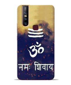 Om Namah Shivaya Vivo V15 Mobile Cover