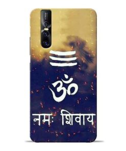 Om Namah Shivaya Vivo V15 Pro Mobile Cover