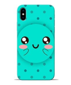 OyeHoye Apple iPhone X Mobile Cover
