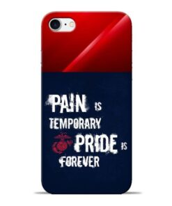 Pain Is Apple iPhone 8 Mobile Cover
