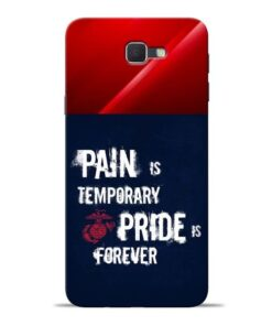 Pain Is Samsung J7 Prime Mobile Cover