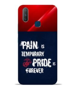 Pain Is Vivo Y17 Mobile Cover