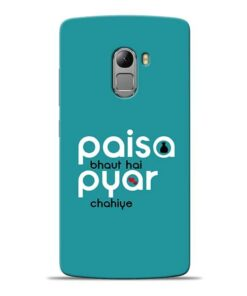 Paisa Bahut Lenovo K4 Note Mobile Cover