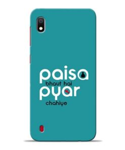 Paisa Bahut Samsung A10 Mobile Cover
