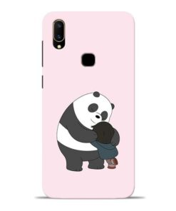 Panda Close Hug Vivo V11 Mobile Cover