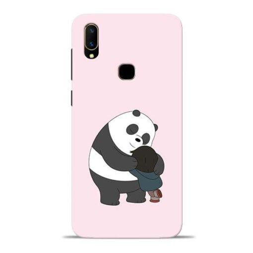 Panda Close Hug Vivo V11 Mobile Cover
