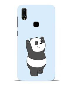 Panda Hands Up Vivo V11 Mobile Cover