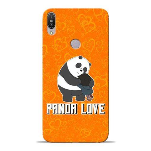 Panda Love Asus Zenfone Max Pro M1 Mobile Cover