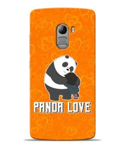 Panda Love Lenovo K4 Note Mobile Cover
