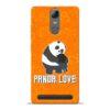 Panda Love Lenovo K5 Note Mobile Cover