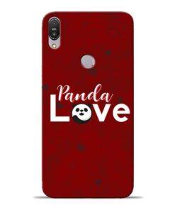 Panda Lover Asus Zenfone Max Pro M1 Mobile Cover