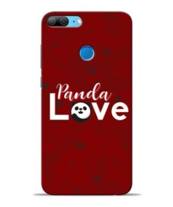Panda Lover Honor 9 Lite Mobile Cover