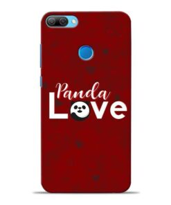 Panda Lover Honor 9N Mobile Cover