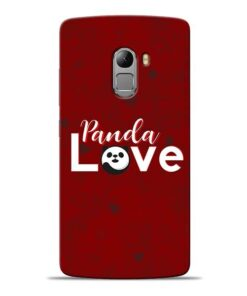Panda Lover Lenovo K4 Note Mobile Cover