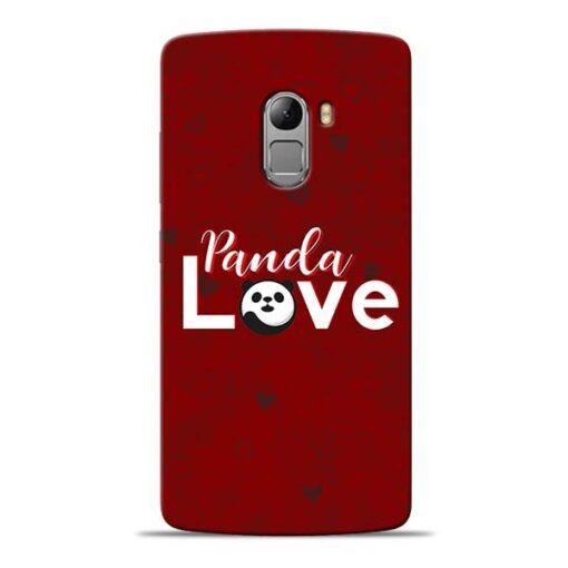 Panda Lover Lenovo K4 Note Mobile Cover
