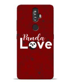 Panda Lover Lenovo K8 Plus Mobile Cover