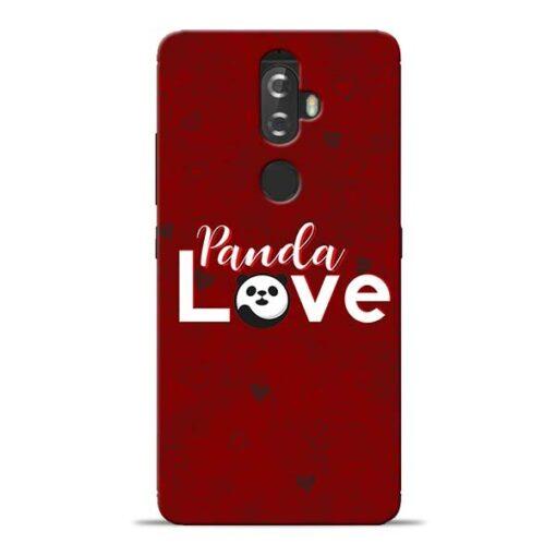 Panda Lover Lenovo K8 Plus Mobile Cover