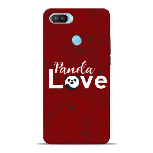 Panda Lover Oppo Realme 2 Pro Mobile Cover