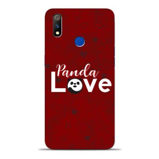 Panda Lover Oppo Realme 3 Pro Mobile Cover