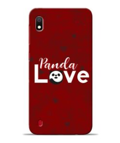 Panda Lover Samsung A10 Mobile Cover