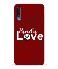 Panda Lover Samsung A50 Mobile Cover