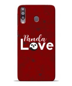 Panda Lover Samsung M30 Mobile Cover