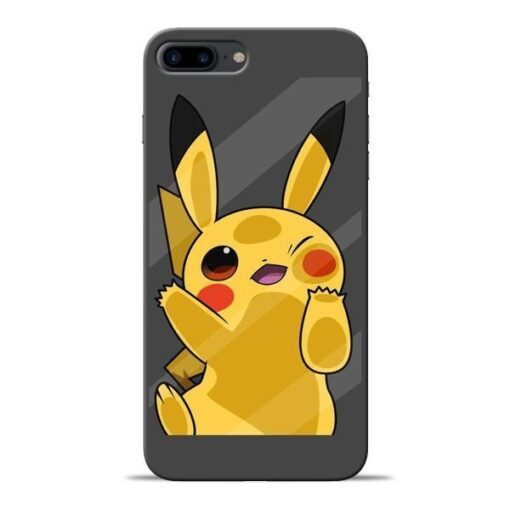 Pikachu Apple iPhone 8 Plus Mobile Cover
