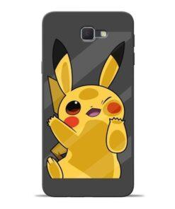 Pikachu Samsung J7 Prime Mobile Cover