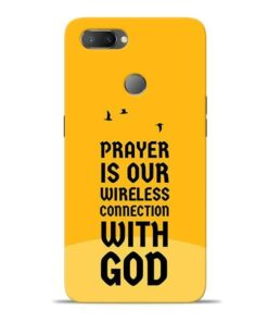 Prayer Is Over Oppo Realme U1 Mobile Cover