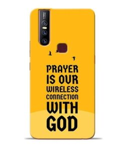 Prayer Is Over Vivo V15 Mobile Cover