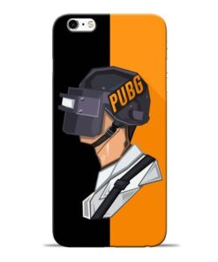 Pubg Cartoon Apple iPhone 6 Mobile Cover