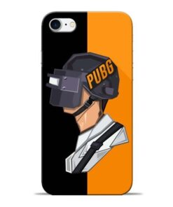 Pubg Cartoon Apple iPhone 8 Mobile Cover