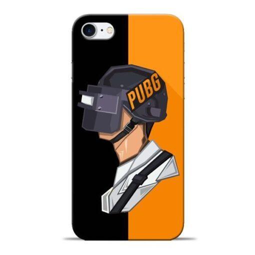 Pubg Cartoon Apple iPhone 8 Mobile Cover