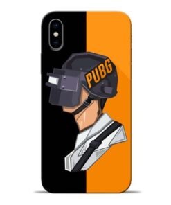 Pubg Cartoon Apple iPhone X Mobile Cover