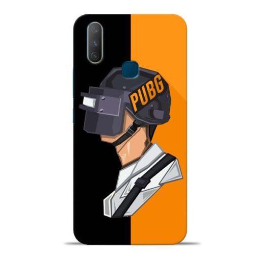 Pubg Cartoon Vivo Y17 Mobile Cover
