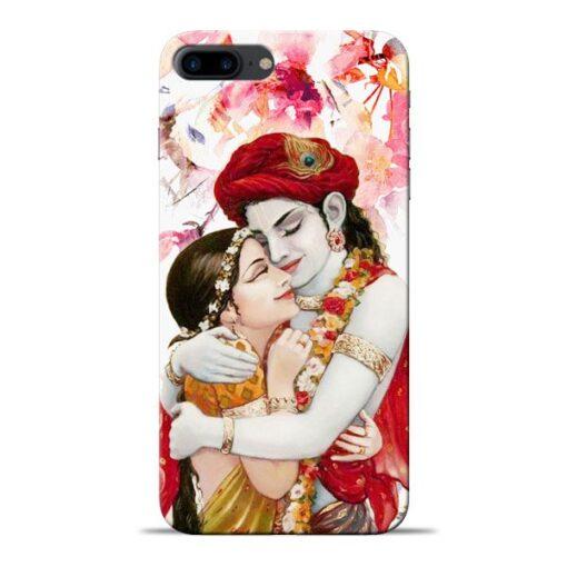 Radha Krishn Apple iPhone 8 Plus Mobile Cover